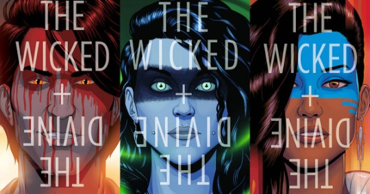 Wicked-Divine-Tv-Show
