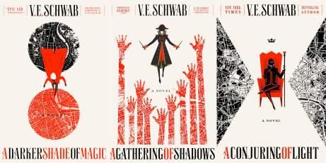 Shades-of-Magic-Series